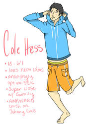 cole ref by inu-ears