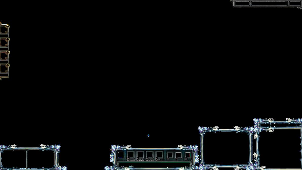 League of Legends Overlay - Diamond Frame by FariusZX on DeviantArt