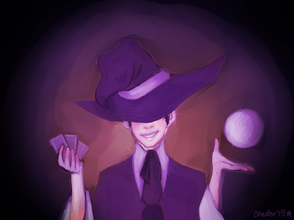 +WITCHSONA+ by SpookyChester