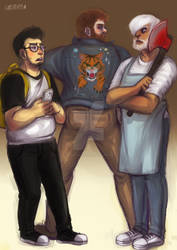 + We Bare Bears +