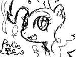 Pinkie Pie DSi Pixel Art