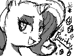 Rarity DSi Pixel Art by DMN666