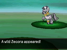A Wild Zecora Appeared by DMN666