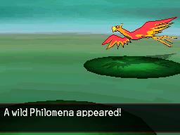 A  Wild Philomena Appeared by DMN666