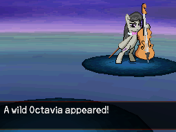 A Wild Octavia Appeared by DMN666