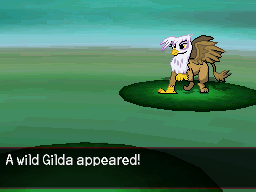 A Wild Gilda Appeared by DMN666
