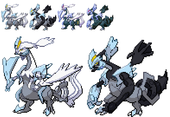 how to change thundurus form in pokemon white