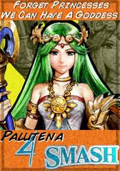 Palutena 4 Smash by DMN666