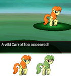 A Wild CarrotTop Appeared