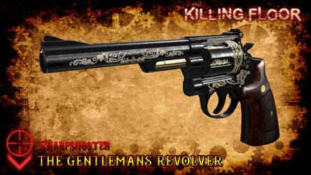 The Gentleman's Revolver - Killing Floor by DMN666