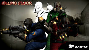 The Pyro Character Pack - Killing Floor