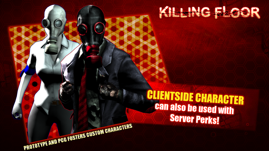 The Fosters Character Pack   Killing Floor By DMN666 ...