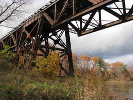 Bridge Over Trees