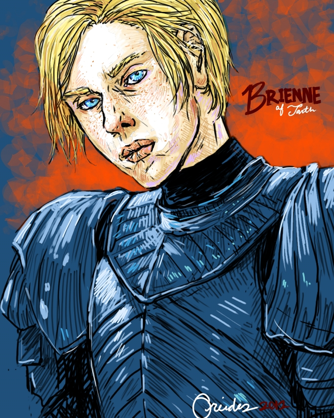 Brienne of Tarth by or...