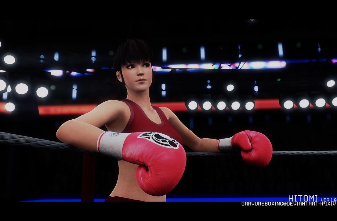 Doa Boxing Ring