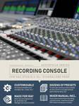 Audiophile Series : Recording Console