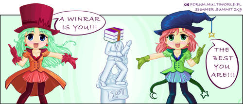The Winrar Is You by satsuki-herro
