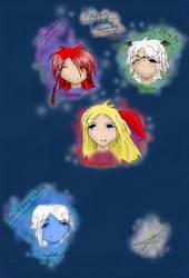 Happy Family by satsuki-herro