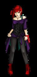 Satsuki - new style by satsuki-herro