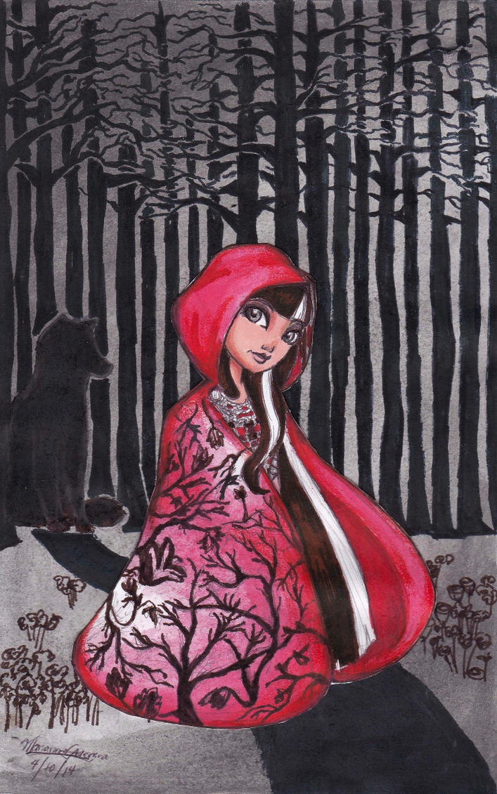 Cerise Hood by Stephaven