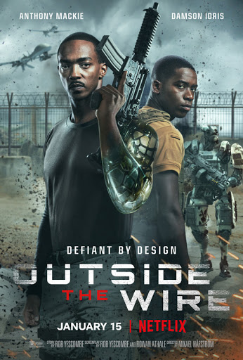 Outside the Wire film gratis streaming ita 2021