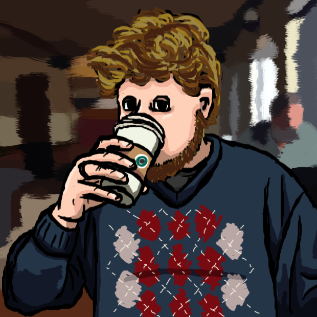 Strazza at Starbucks by nerdrodder