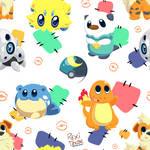 Pokemon Pattern