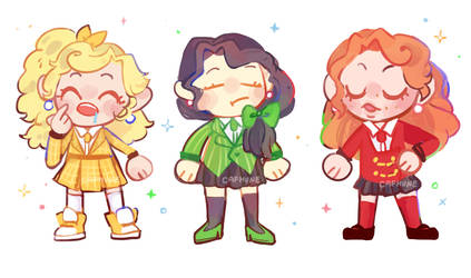 There's the Heathers...