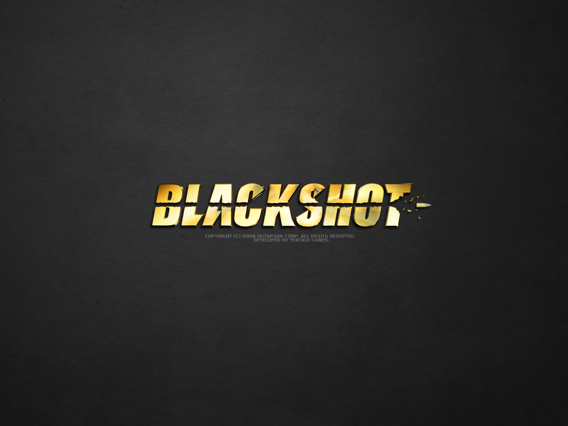 Blackshot Wallpaper by ~Terranwolf on deviantART