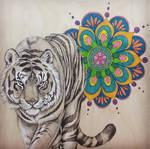 Endangered Species Series Tiger