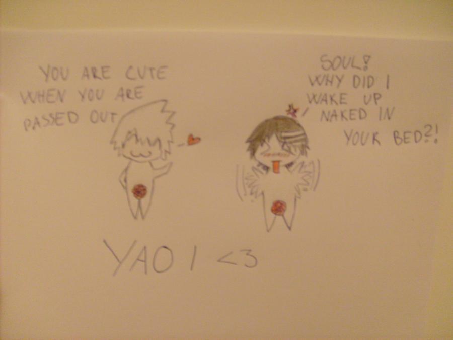 Death the Kid x Soul YAOI by OreoxEmo
