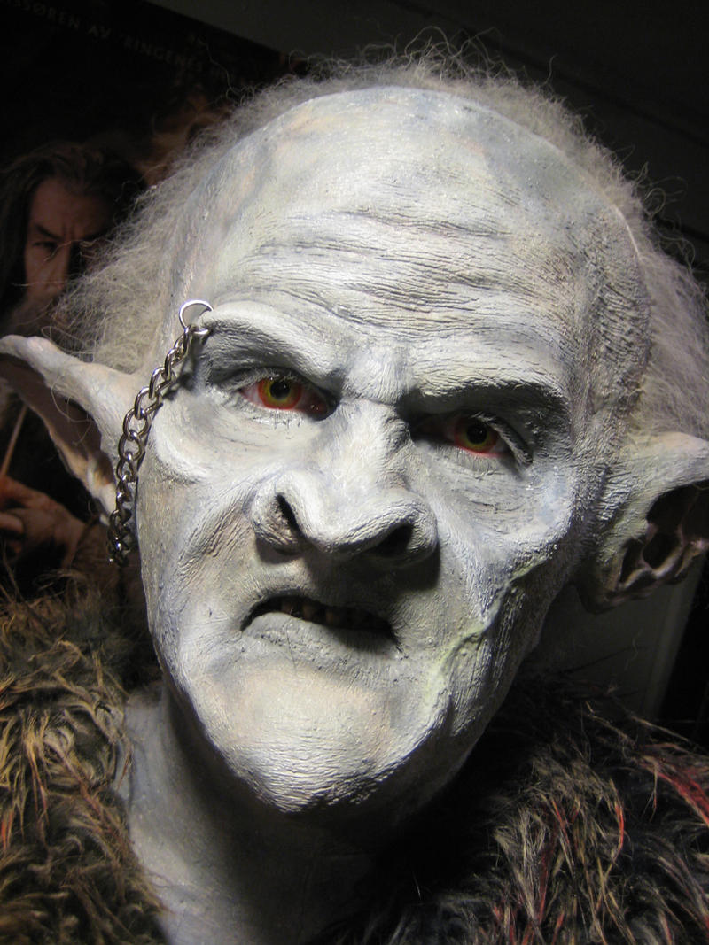 SFX - Orc - The Lord of the Rings by Felandrim