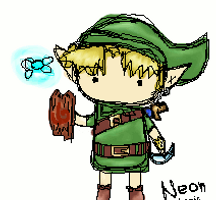 Young Link by NeonLogic
