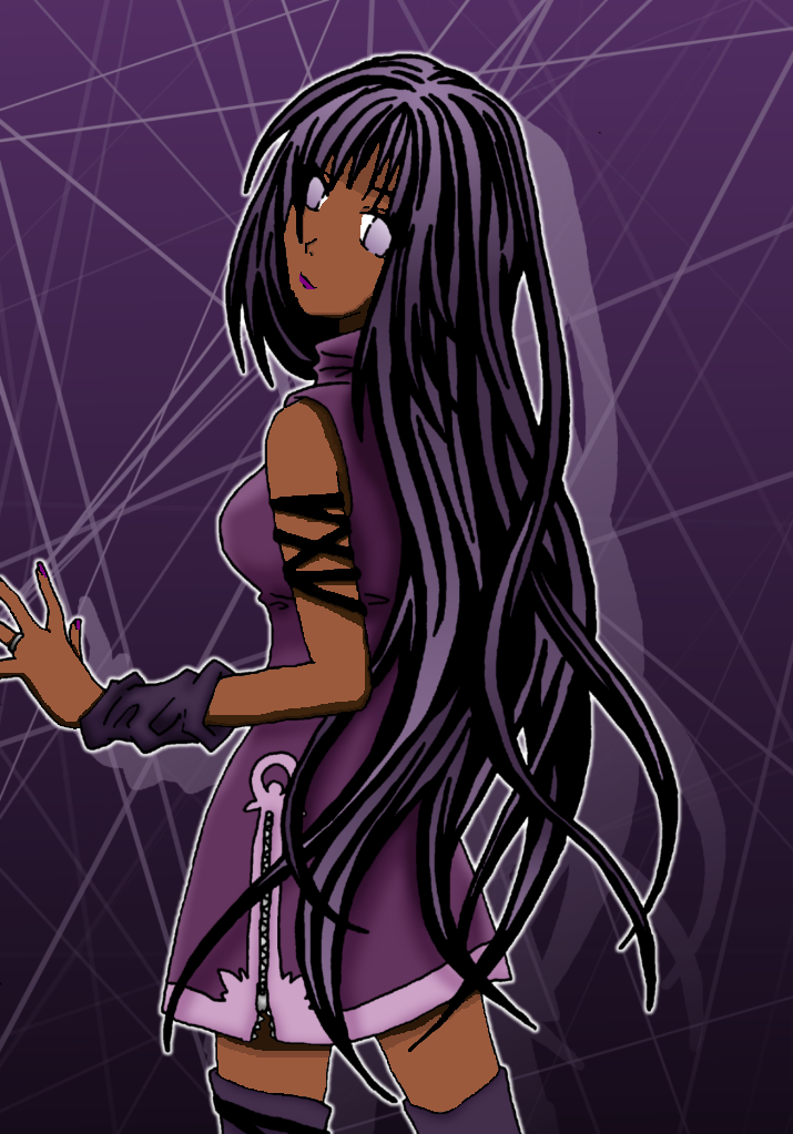 Black anime emo girl by hiyumihyuuga on deviantart black anime emo girl by hiyumihyuuga voltagebd Choice Image