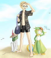 SL - Mini Summer Event - Sun, Shorts and Shades!