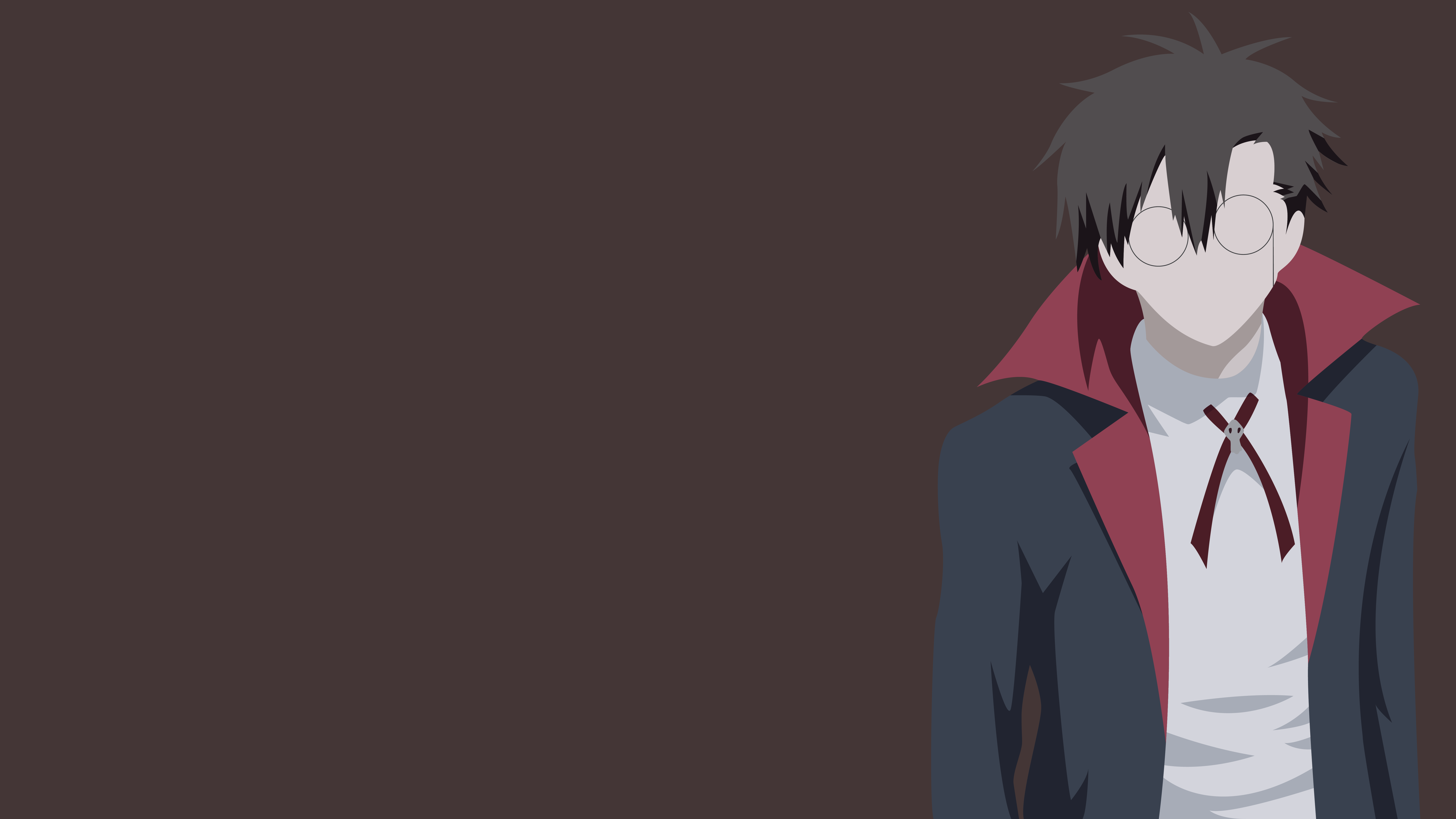 Braz - Blood Lad (Minimalist Wallpaper) by Atomy9 on ...