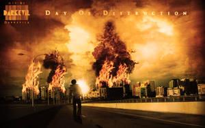 DAY OF DESTRUCTION by darkevil2