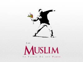 Muslim Do not Panic by darkevil2