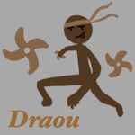 Draou the Cookie Ninja (form one) (for Draou) by TheLordAndSavant