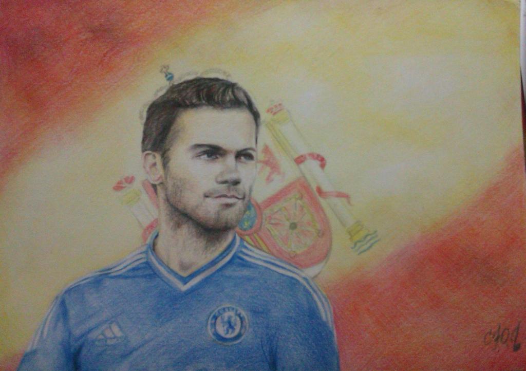 Juan Mata #2 by julia94s