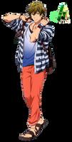 Makoto Tachibana Render #1