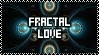 Fractal love stamp by tina1138