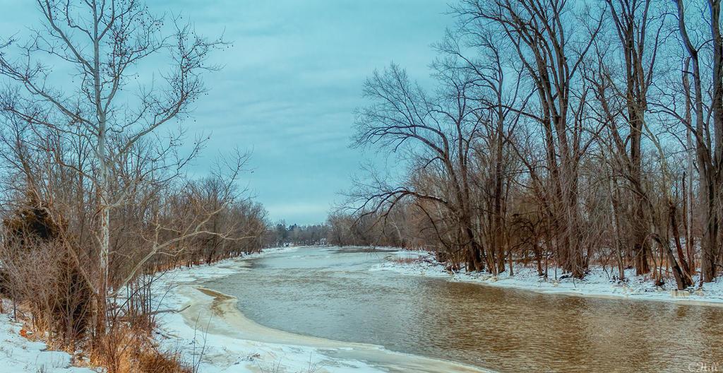 River - Ohio by tina1138