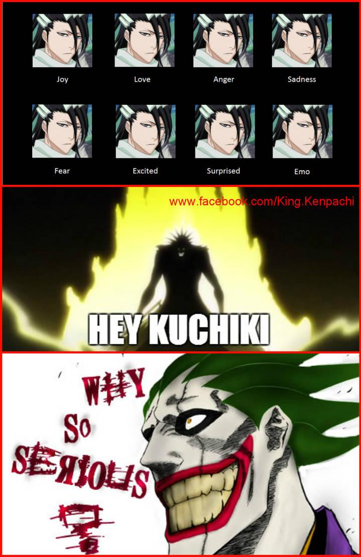 Zaraki Kenpachi Meme By King Kenpachi On Deviantart