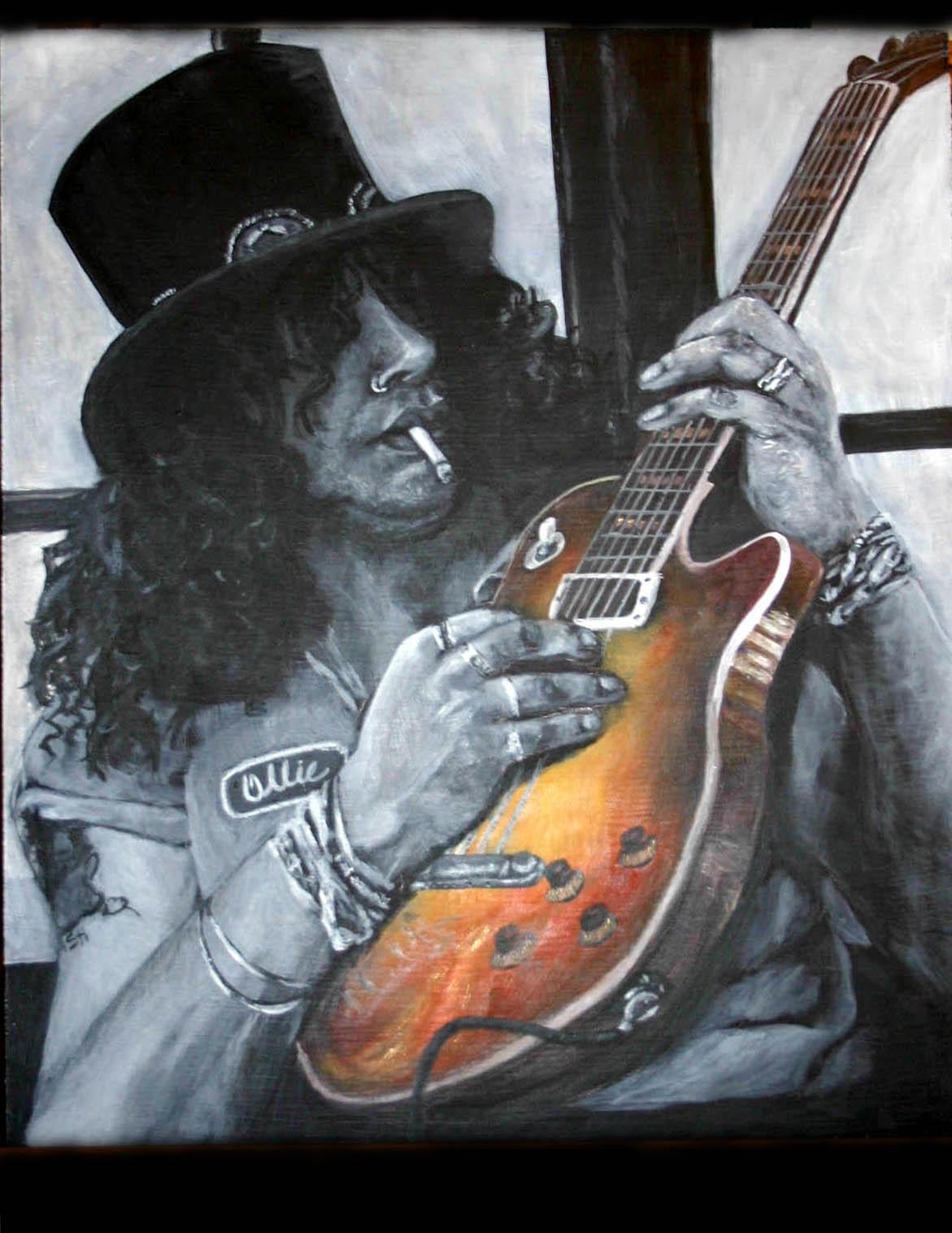 el mejor guitarrista