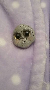 Full Moon Broach: Finished