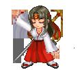 Tomoe (Raise Hand) by AzureCrazed