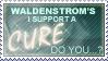 Waldenstrom's- Support a Cure by savagebinn