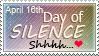 Day of Silence by savagebinn