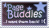 Bring Back Page Buddies by savagebinn